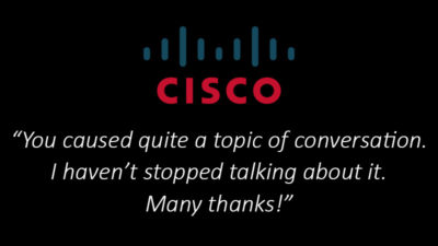 Cisco-Corporate-Magician-Testimonial